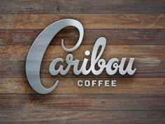Caribou Rebrand by Sarah Pedregon