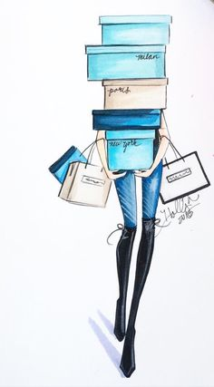 23 super Ideas for fashion illustration croquis outfit Dress Illustration, Fashion Illustration Dresses, Fashion Illustrations, Illustration Sketches, Dress Sketches, Drawing Sketches, Drawings, Drawing Ideas, Fashion Drawing Dresses