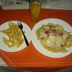 #cena #dinner #Trabajo #Work #foodlover #instafood #comidaporno #foodporn #food by malillo_o