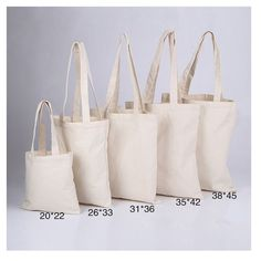 2016 Eco Friendly Reusable Shopping Shoulder Bags Cotton Different sizes bags handbags totes just canvas Fabric Grocery Packing Fold Recyclable Bag Simple Design Tote HandbagWhoelsaler Of High Quality Plain Cotton Shopping Bags & Cotton Grocery Bags Sacs Tote Bags, Canvas Tote Bags, Diy Tote Bag, Diy Purse, Crossbody Bags, Cotton Shopping Bags, Canvas Shopping Bags, Cotton Bag, Cotton Fabric