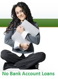 #NoBankAccountLoans arrange funds for those borrowers who don't have any checking account and want instant cash assistance to tackle their unwanted expenses. Through these financial services they can get the money without undergo any documents checking procedure. www.paydayloansnobankaccount.com