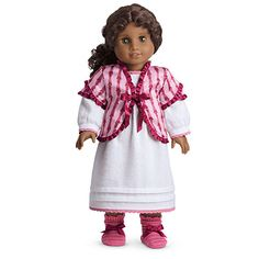 American Girl® Clothing: Cécile's Nightwear for Dolls