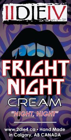 Fright Night Cream