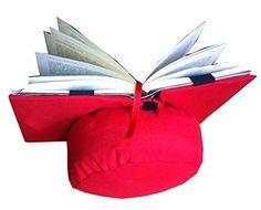 Almohadón de lectura Rojo