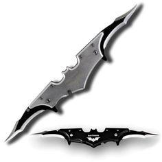 Batman Twin Blade Batarang Pocket Knife