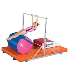 68ebd874e576 The Pre-School Training Bar is perfect for training in your preschool  gymnastics classes in. Mancino Mats