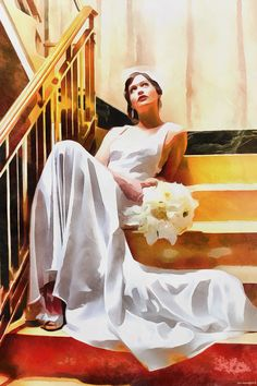 before the wedding~john keane