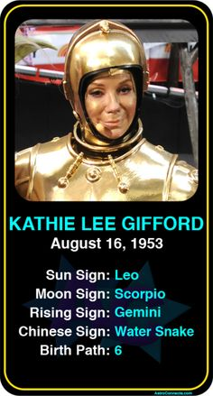 Celebrity Halloween Costumes: Kathie Lee Gifford - Sign up here to see more galleries: https://www.astroconnects.com/galleries/celeb-halloween-gallery #astrology #horoscope #zodiac #celebrity #halloween #costume #todayshow #kathyleegifford