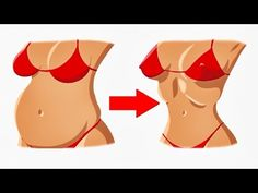 How To Reduce Your Flanks In Just 7 Minutes A Day - YouTube
