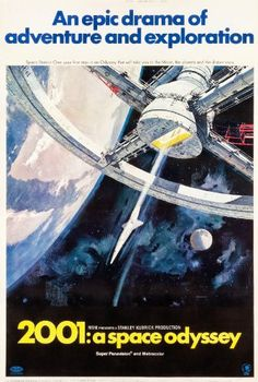 2001: A Space Odyssey (1968) dir Stanley Kubrick