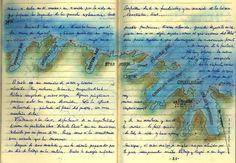Cuaderno de viaje, Fernando González Sitges