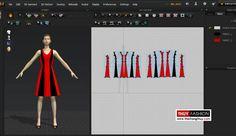 Ứng dụng phần mềm thiết kế thời trang 3D dựng mẫu váy xoè với thiết kế sát nách và phối kẻ sọc để khách hàng tham khảo. Bạn có thể mặc dạo phố hoặc dự tiệc cùng bạn bè Liên hệ đặt may Thiết kế – May đo Thời Trang Thuỷ A: 32 Hạ Lý, …