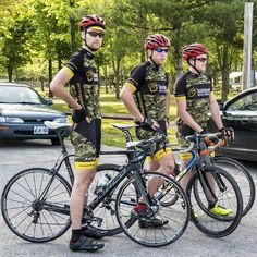 You can't see us #batemansbikeco #camo #cycling @garneautoronto @girocycling