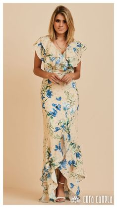 Designer Party Dresses, Party Dresses Online, Tall Girl Fashion, Casual Dresses, Fashion Dresses, Dresses To Wear To A Wedding, Mom Dress, Ballroom Dress, Floral Maxi Dress