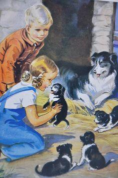 Eileen A. Soper (1905 - 1990) via http://2.bp.blogspot.com