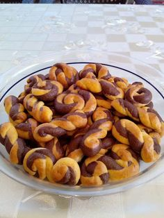 Greek Recipes, Biscuits, Sausage, Food And Drink, Meat, Desserts, Crack Crackers, Tailgate Desserts, Cookies