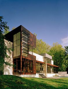 Crab Creek House by Robert Gurney Architect | HomeDSGN, a daily source for inspiration and fresh ideas on interior design and home decoratio...