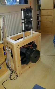 Trans-Fi Audio - OB Speakers - Hi-Fi sight decsribing my experiences over the years & the products I have now developed. Open Baffle Speakers, Diy Speakers, Audio, Garage House Plans, Speaker Stands, Speaker Design, Loudspeaker, How To Level Ground, Cool Things To Make