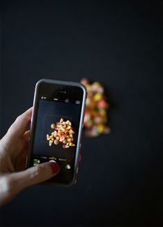 5 Things NOT To Do When Photographing Food for Instagram