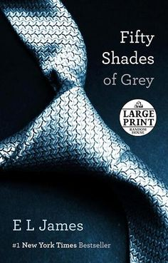 Fifty Shades of Grey by E L James 2012 ****  Oh my.  At least he is not a vampire.  Naughty fun.
