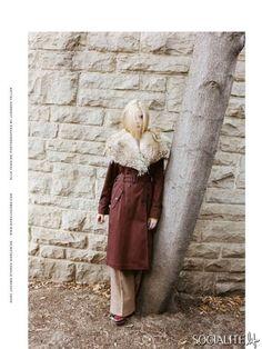 ELLE FANNING MARC JACOBS PHOTOS | Elle Fanning Helena Bonham Carter For Marc Jacobs