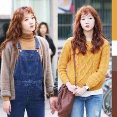 #cheeseinthetrap #koreandrama #fashion #style #kimgoeun #color #image