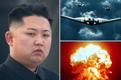 America Threatens The Korean Horn (Daniel 7) http://andrewtheprophet.com/blog/2016/08/14/america-threatens-the-korean-horn-daniel-7/