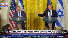 FULL: President Trump & Israeli Prime Minister Benjamin Netanyahu - Pres...