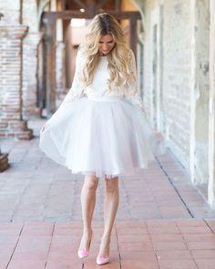 d077065b68c Φούστες Με Τούλι, Φούστες, Ενδυμασία, Σεμνή Μόδα, Στυλ, Κοντά Φορέματα,