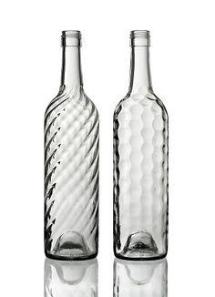 O-I Internally Embossed Wine Bottles