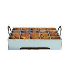 Antique Revival Distressed Rectangular Milk Crate with Iron Handles Wood Storage Box, Storage Containers, Storage Baskets, Storage Organization, Plastic Crates, Milk Crates, Happy Kitchen, Wine Bottle Holders, Ball Jars