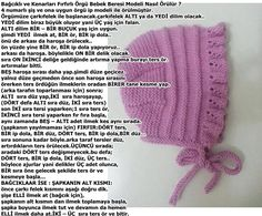 This Pin was discovered by Nur Baby Knitting Patterns, Pattern Baby, Baby Hats Knitting, Knitting For Kids, Crochet For Kids, Free Knitting, Knitted Hats, Crochet Patterns, Crochet Hats