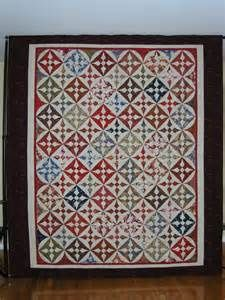 Quilt made from my Glorified nine patch class. Nine Patch Quilt, Quilt Making, Patches, Workshop, Quilts, Blanket, Rugs, Quilting Ideas, Projects