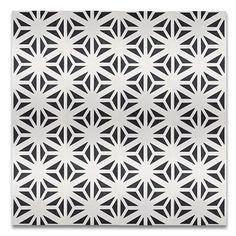 Moroccan Mosaic Tile House Azemour Handmade x Cement Field Tile Hexagon Tattoo, Geometric Mandala Tattoo, Sacred Geometry Tattoo, Geometric Tattoo Design, Mandala Tattoo Design, Geometric Designs, Geometric Shapes, Mosaic Tiles, Mosaic Glass
