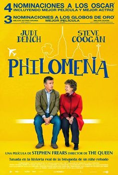 Raquel Superlinda: Assisti o Filme - PHILOMENA