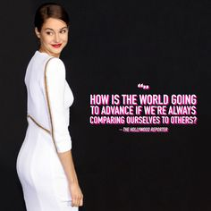 10 Shailene Woodley Quotes That Will Inspire You to Live Your Life Freely  - Cosmopolitan.com