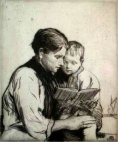 A quiet read by William Lee Hankey born March 28, 1869 in Chester (England), UK died February 10, 1952 (82) in London, UK
