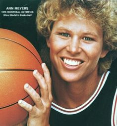 Ann Meyers Drysdale (born Ann Elizabeth Meyers March 26, 1955) is a retired American basketball player and sportscaster. She was a standout player in high school, college, the Olympic Games, international tournaments, and the professional levels. Meyers was the first player to be part of the U.S. national team while still in high school. She was the second woman to be signed to a four-year athletic scholarship for college, at UCLA.She was also the only woman to sign a contract with a…