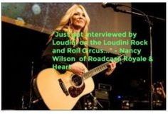 Nancy Wilson: Rock Goddess Reinvents Herself and Rock and Roll For A New Generation #heartband #roadcaseroyale #nancywilson #classicrock #hardrock #womeninrock #livwarfied #thenewpowergernation