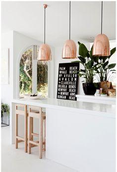 Dicas e Inspirações para ter sua cozinha branca