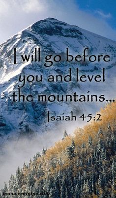 I see mountains and dream destroyers. When my savior sees dream-fillers. Christian Faith, Christian Quotes, Faith Quotes, Bible Quotes, Just Keep Walking, Asking For Prayers, Favorite Bible Verses, Gods Promises, God