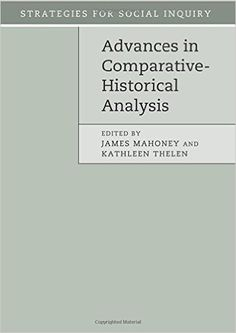 Advances in comparative-historical analysis.    Cambridge University Press, 2015