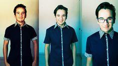 Como costurar: Camisa Social Sem Overloque - Acabamento em Yoke e Costur...