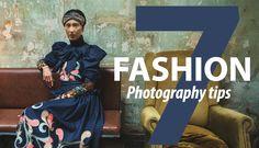 7 conseils sur la photographie de mode