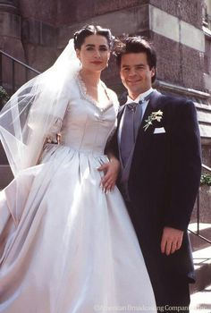 Lois Cerullo and Ned Ashton General Hospital #Wedding #GH