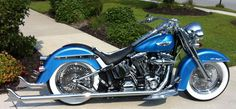 used Harley Davidson motorcycle For Sale photo picture