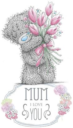 Tatty Teddy, Teddy Pictures, Bear Pictures, Cute Pictures, Blue Nose Friends, Cute Friends, Teddy Bear Quotes, Mother's Day Background, Baby Album