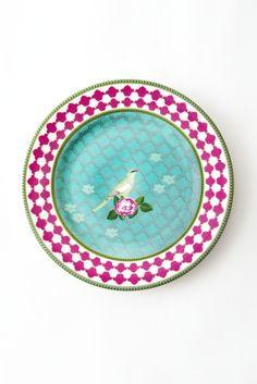 Porcelaine blanche plaque snack serving plat compartiments plateau dîner plaque treillis