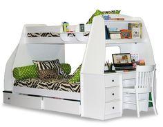 bunk bed desk combo bunk bed desk
