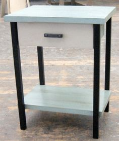 American Artisan Night Table With Drawer